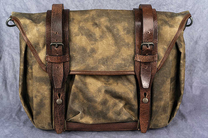 WOTANCRAFT INTERIOR MODULE SHOULDER BAG